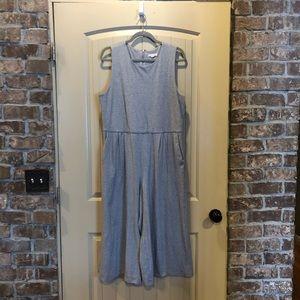 Organic Cotton Eileen Fisher Jumpsuit